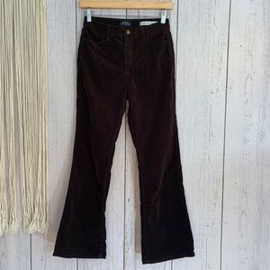 Not Your Daughters Jeans Corduroy Flare Pants